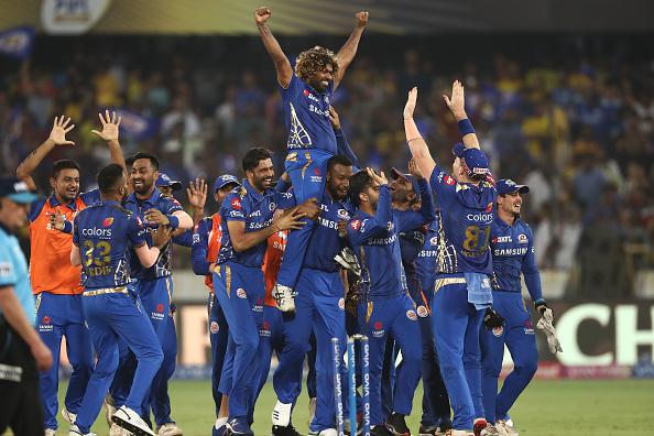 Mumbai Indians are most successful IPL team | GETTY