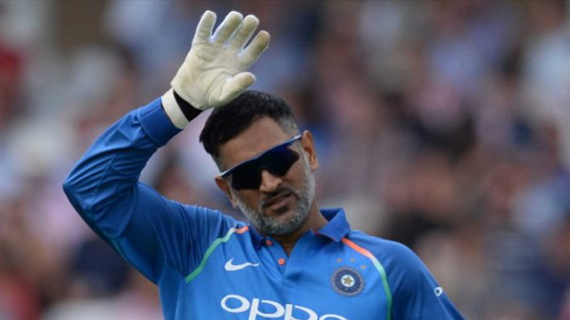 Twitter is convinced that it is the end of MS Dhoni's T20I career