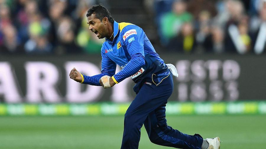 असेला गुनारत्ने बांग्लादेश के खिलाफ T20Is से हुए बाहर