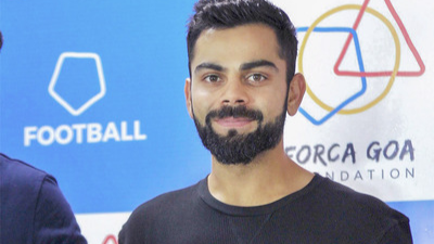 Virat Kohli's Forca Goa Foundation aims to promote football at grassroots level