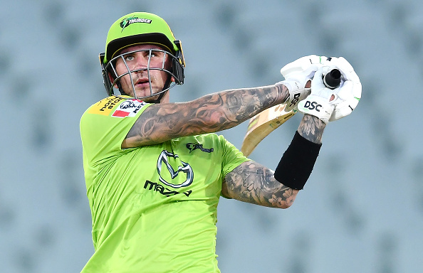 Alex Hales is the leading run-scorer in the ongoing BBL 10 | Getty Images