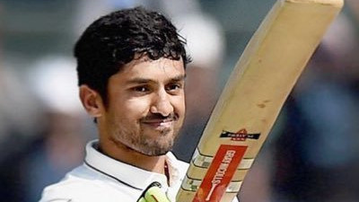 IND vs WI 2018: Karun Nair to lead Board President's XI against the tourists