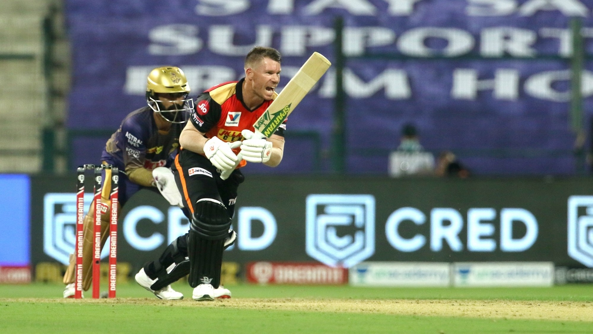 IPL 2020: David Warner takes
