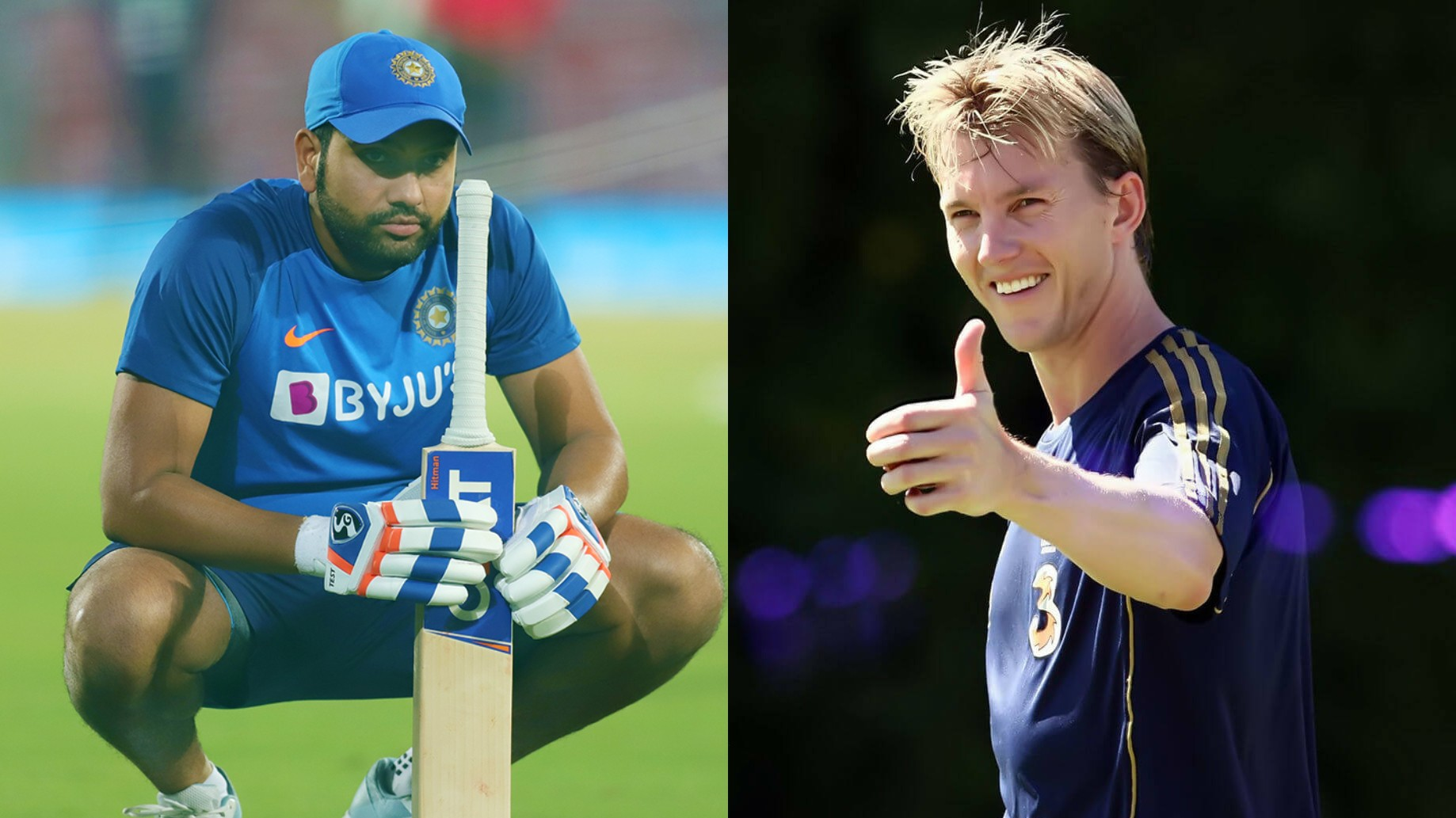 """No more double hundreds against us,"" Brett Lee makes a special request to Rohit Sharma"