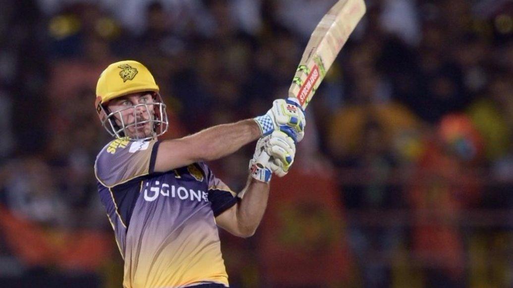 क्रिस लिन कर सकते हैं आईपीएल सीज़न 11 में कोलकाता नाइट राइडर्स की कप्तानी