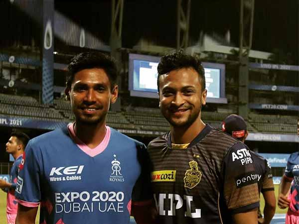 Mustafizur Rahman and Shakib Al Hasan set for IPL 14 action | Twitter
