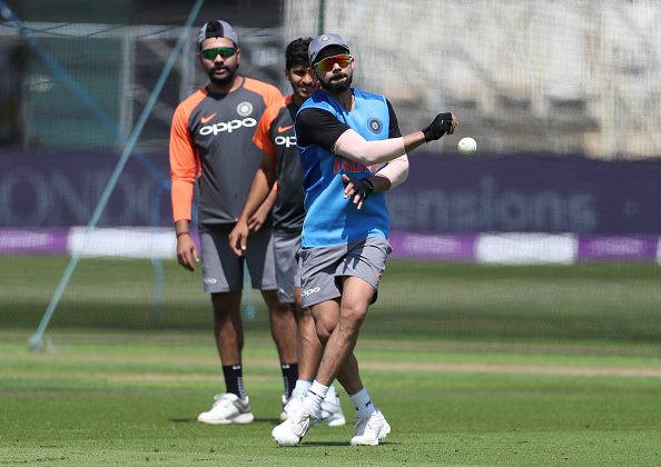 A player ought to clock 16.1 in Yo-Yo test to be eligible for India selection   Getty