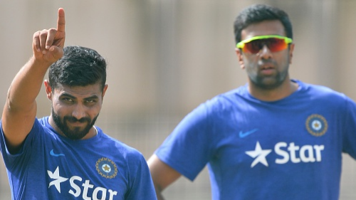R Ashwin to replace Ravindra Jadeja for the Irani Cup
