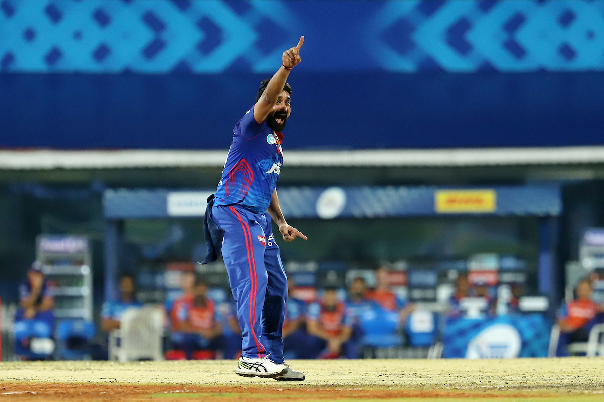 Amit Mishra snared 4 wickets against MI | BCCI/IPL