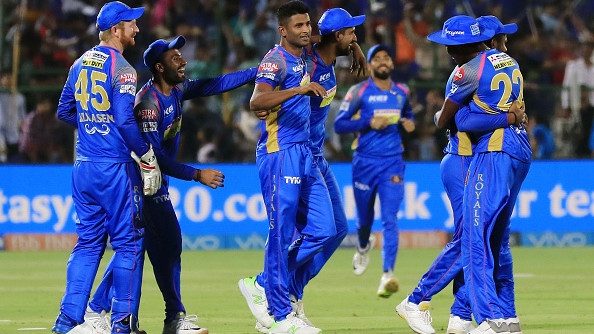 IPL 2019: Rajasthan Royals announces the list of retained and released players