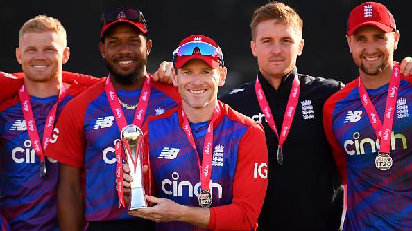 ENG v PAK 2021: Eoin Morgan returns as captain as England named 16-member squad for T20I series