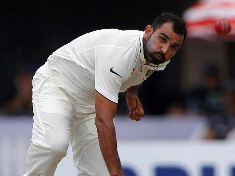 Mohammed Shami scalped 4 wickets in the second innings of Centurion Test | AFP