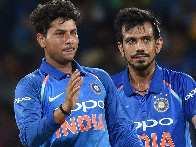 Ian Chappell says, Kuldeep Yadav and Yuzvendra Chahal could get famous in Australia