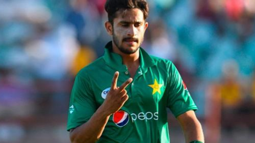 WATCH: Pakistan cricketer Hasan Ali taunts Indian fans at Wagah border