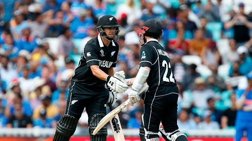 CWC 2019: IND v NZ Warmup – Taylor and Williamson fifties take Kiwis to comfortable 6-wicket win over India
