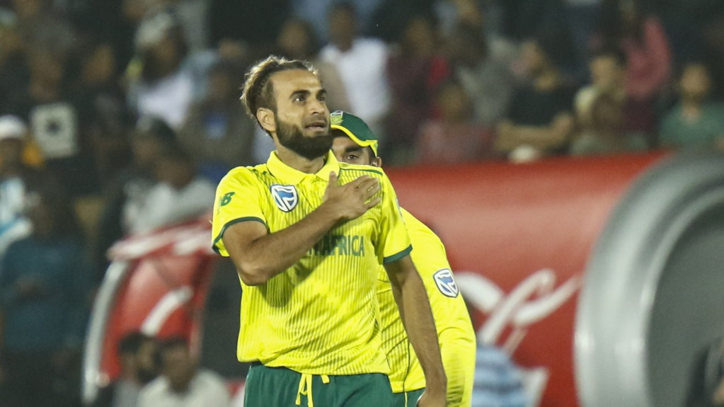 Stats : Imran Tahir becomes leading wicket taker for South Africa in T20Is