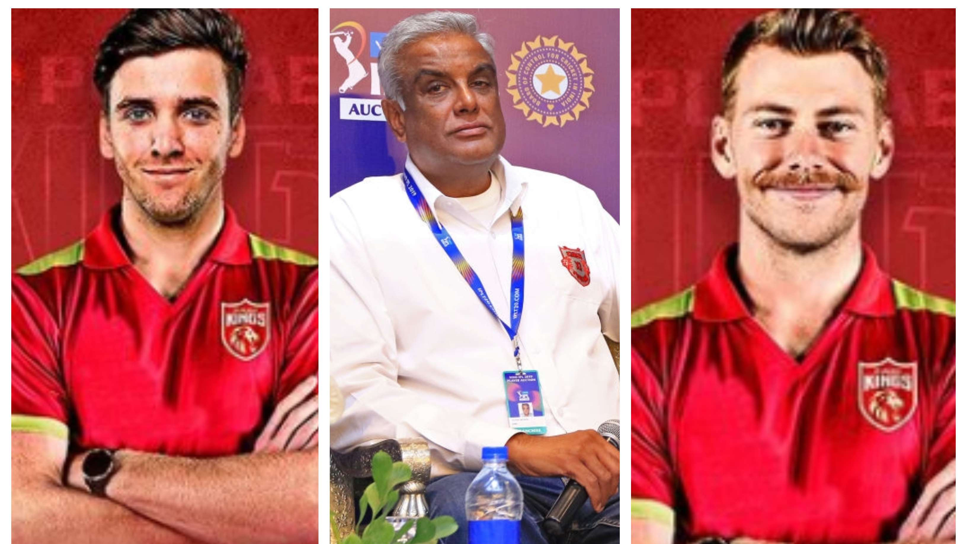 IPL 2021: 'We got what we wanted', PBKS CEO please with signing of Aussie pacers Jhye Richardson & Riley Meredith