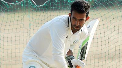 Faiz Fazal eyes India comeback after domestic success