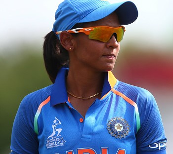 Harmanpreet Kaur signs bat endorsement deal with CEAT