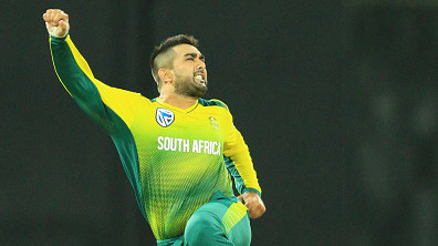 Tabraiz Shamsi gears up to be a part of the South Africa squad for WC 2019