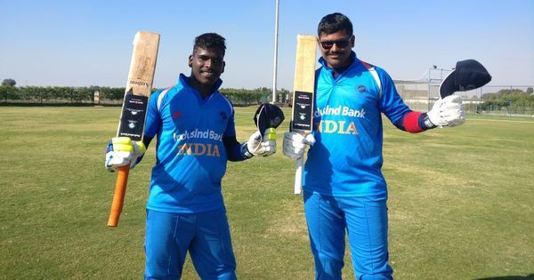 India wallop Bangladesh by 10 wickets in Blind World Cup