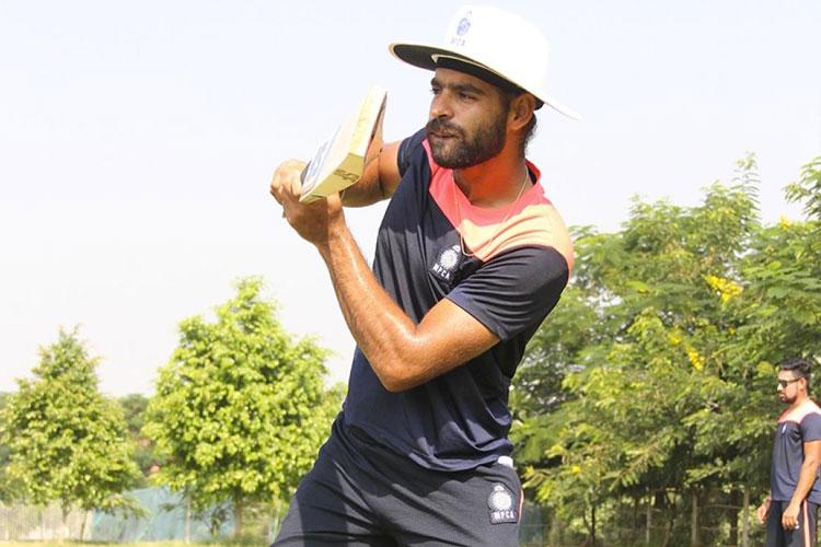 Harpreet Singh Bhatia of Madhya Pradesh