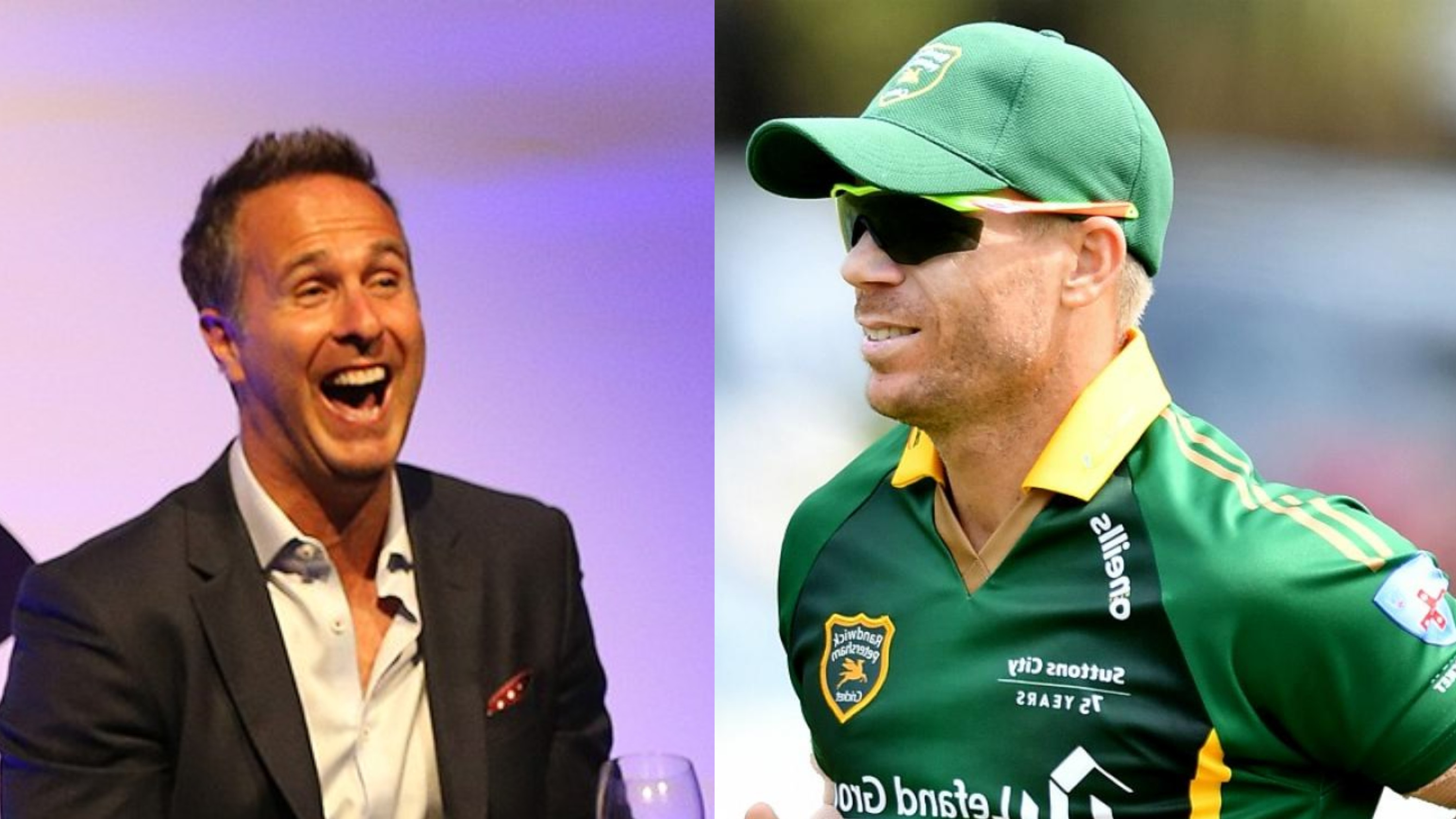 Michael Vaughan once again targets Australian cricket after David Warner's