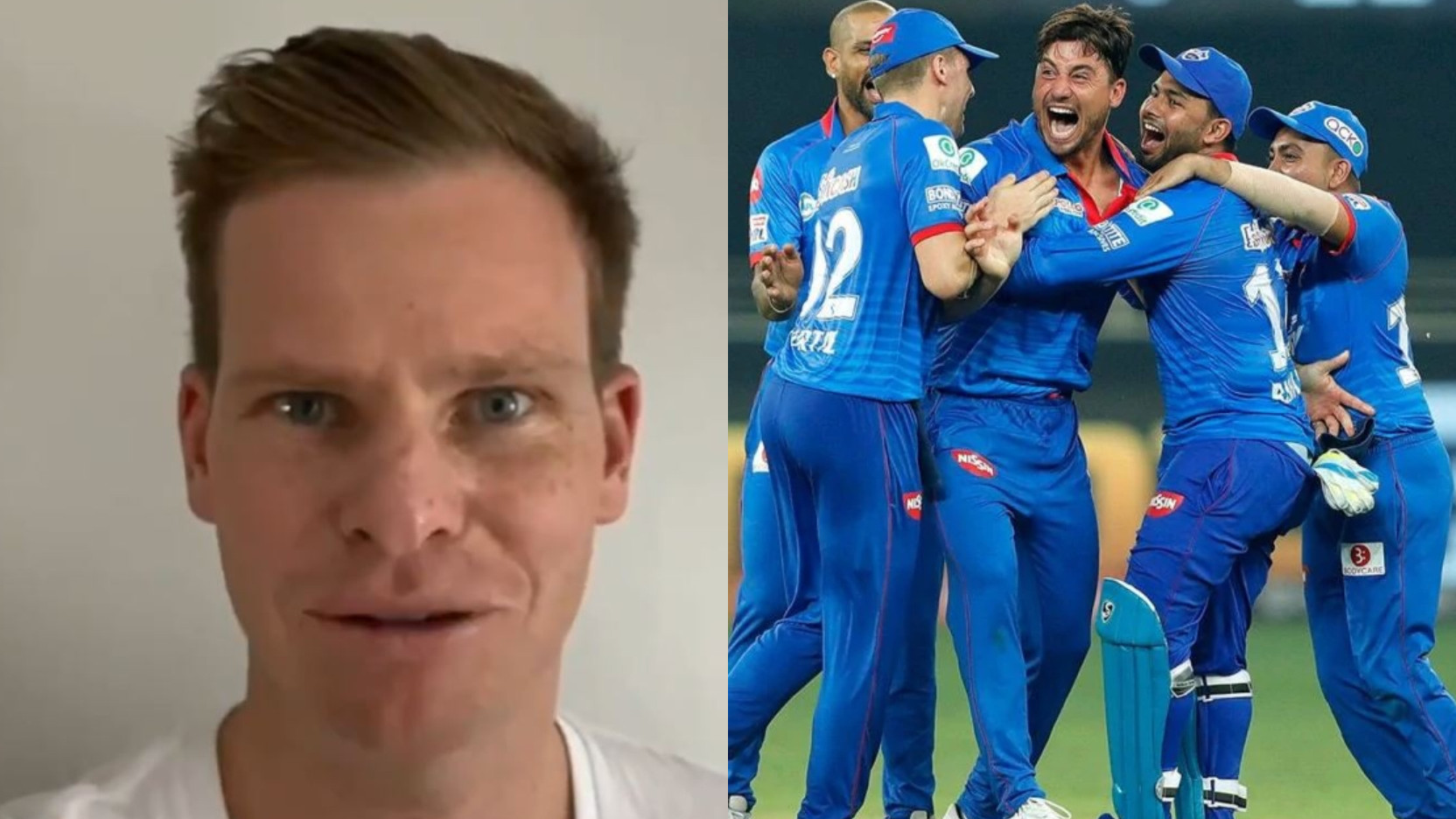 "IPL 2021: WATCH- ""Excited to join Delhi Capitals, looking forward to help team go on better,"" says Steve Smith"