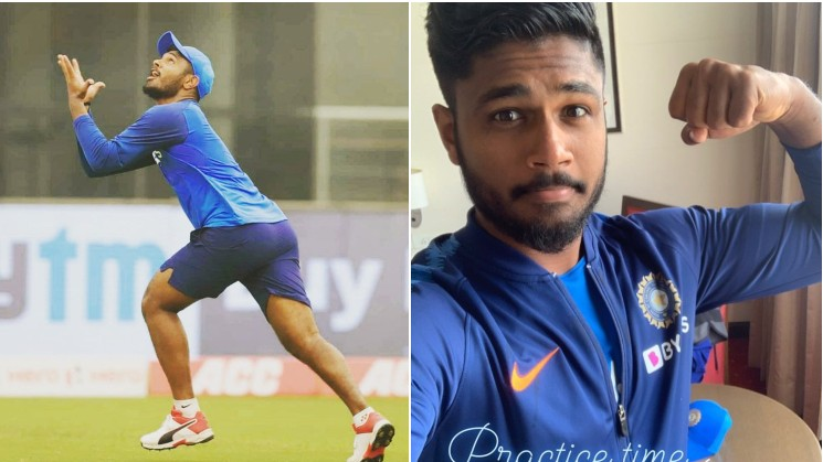 IND v BAN 2019: Sanju Samson's social media post hints at his inclusion in playing XI for Rajkot T20I
