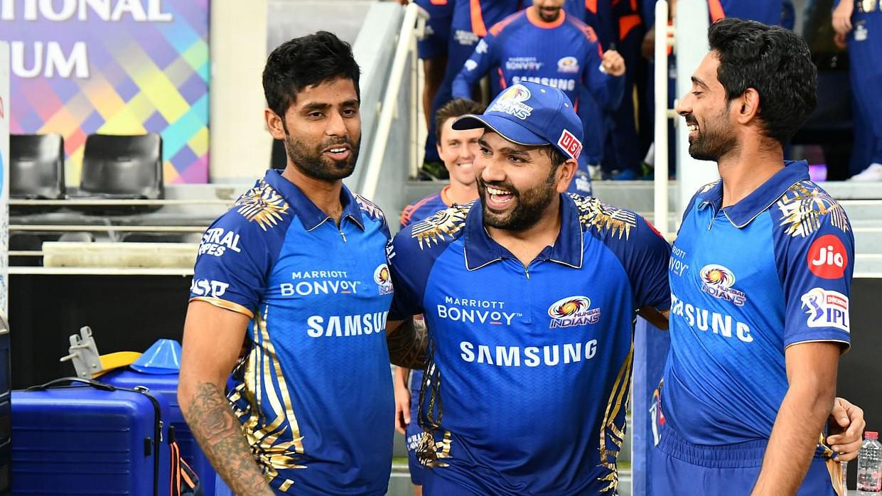 IPL 2021: Suryakumar Yadav calls Rohit Sharma the perfect guy to be around off the field