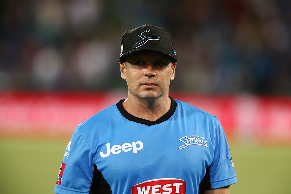 Health scare forced Brad Hodge to call time on his professional cricket career
