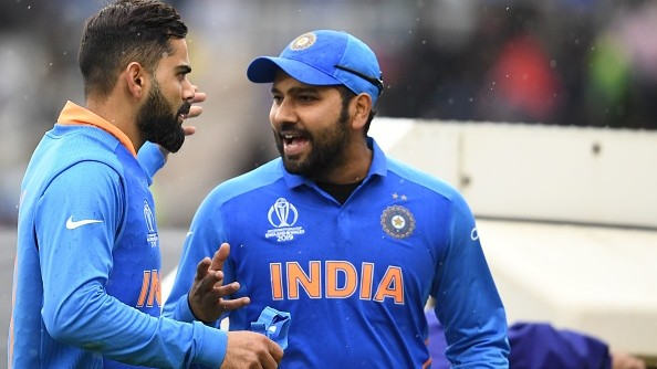 CWC 2019: BCCI to inspect Kohli-Rohit rift, says board functionary