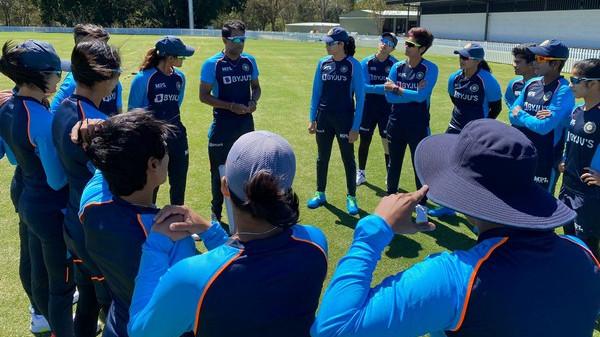 AUSW v INDW 2021: PICS- India women players begin practice for multi-format series vs Australia