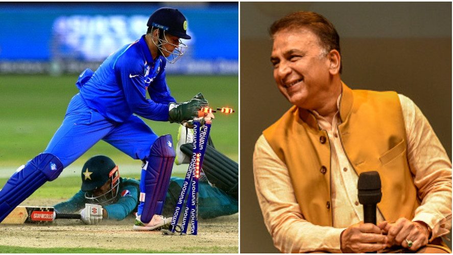 Sunil Gavaskar says MS Dhoni deserves a World Cup farewell