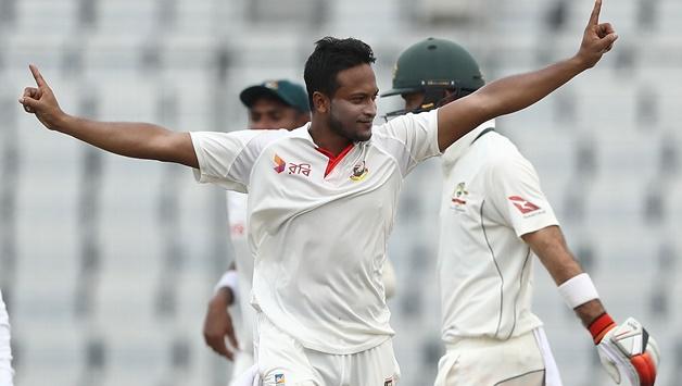 शाकिब अल हसन ऊँगली की चोट के चलते श्रीलंका के खिलाफ दूसरे टेस्ट मैच से भी बाहर