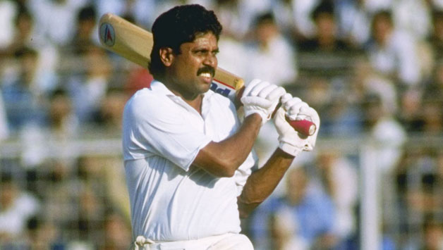 Kapil Dev's brilliant attacking 129 was his last Test century