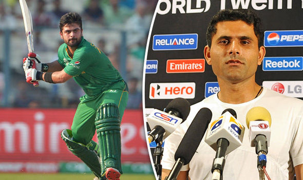 Abdul Razzaq announcing that Shehzad is more talented than Sachin and Sehwag combined | Daily Express