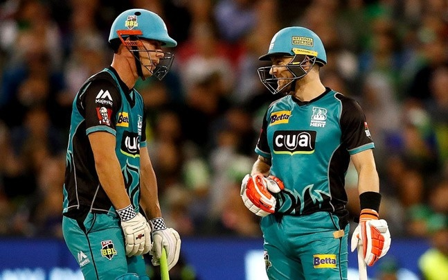 Bash Brothers- Chris Lynn and Brendon McCullum will feature in T-10 League | BBL