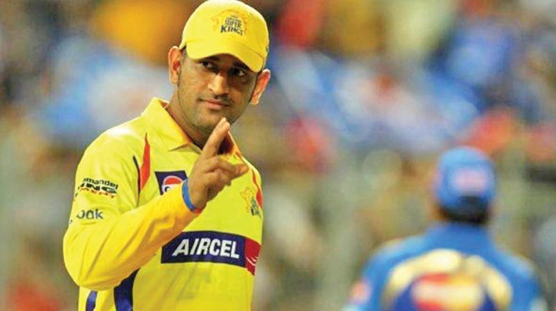MS Dhoni must be the most popular cricketer in the state not to come from Tamil Nadu