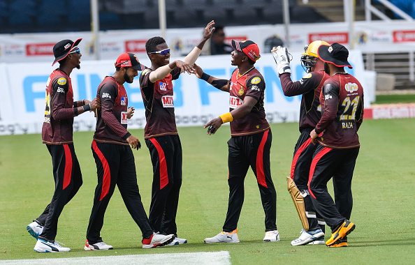 Trinbago Knight Riders defeated St Kitts and Nevis Patriots by 59 runs | Getty