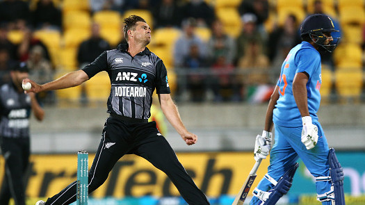 NZ v IND 2019: Tim Southee reveals mixed emotions in Wellington after stint on the sideline