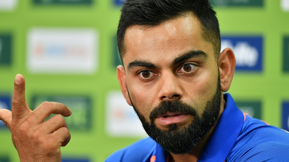 "AUS v IND 2018-19: Virat Kohli says ""We are not very pleased with the way we played"" after 34-run loss in 1st ODI"