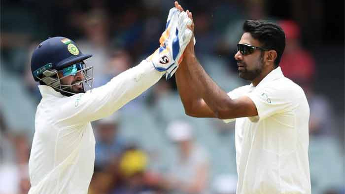 AUS v IND 2018-19 : First Test, Day 4 - Statistical Highlights