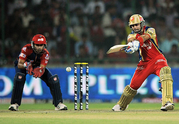 Virat Kohli has scored most runs (825) against Delhi Capitals in the IPL. (photo - Getty)