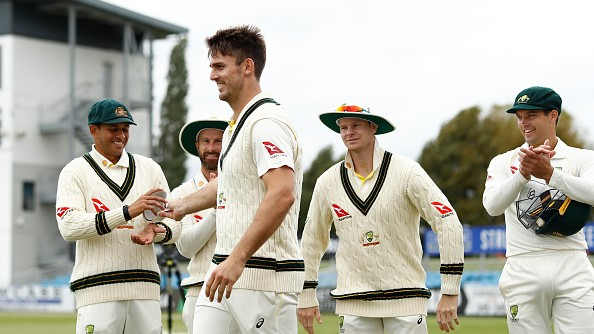 ASHES 2019: Australia include all-rounder Mitchell Marsh for fifth Test