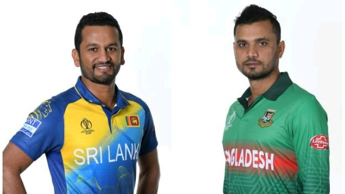 CWC 2019: Match 16, BAN v SL - Statistical Preview