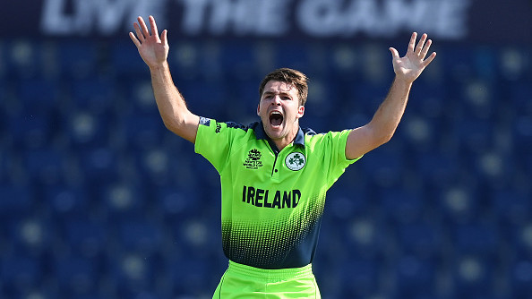 T20 World Cup 2021: WATCH- Ireland's Curtis Campher takes 4 wickets in 4 balls against Netherlands
