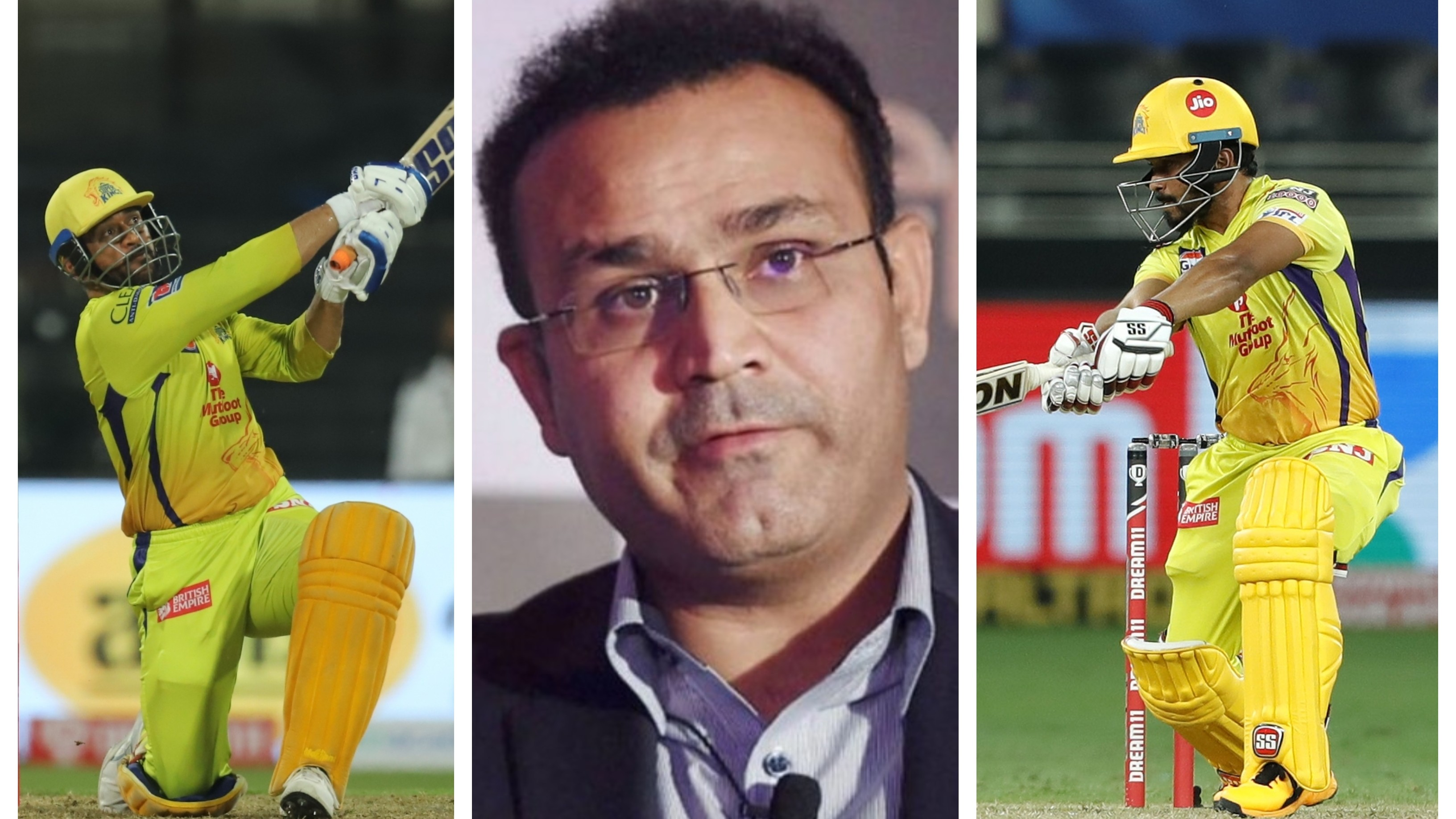 IPL 2020: CSK batsmen treating the franchise as a government job, says Virender Sehwag