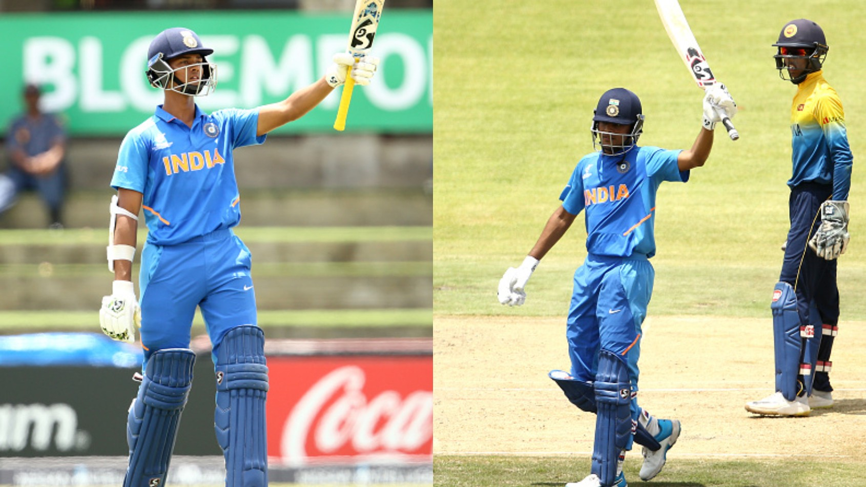 U19CWC 2020: Clinical India defeats Sri Lanka by 90 runs; Jaiswal and Garg shine with the bat