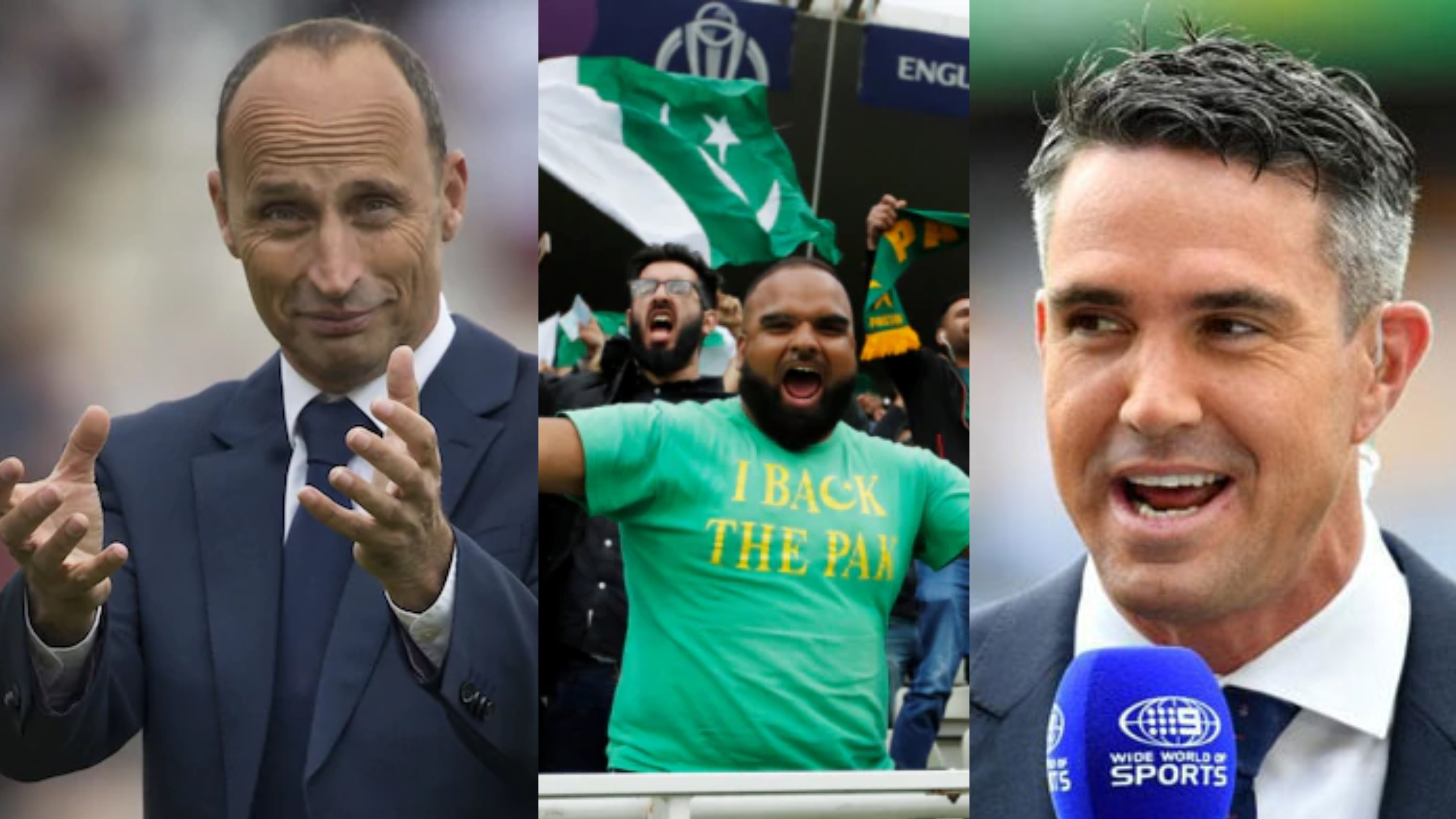 CWC 2019: Kevin Pietersen and Nasser Hussain involve in a funny Twitter banter over England-India clash